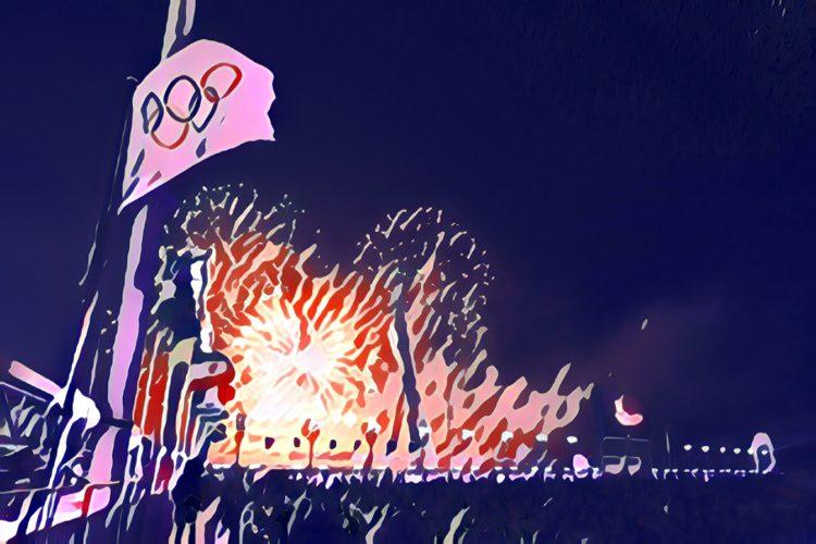 Opening Games, PyeongChang, South Korea